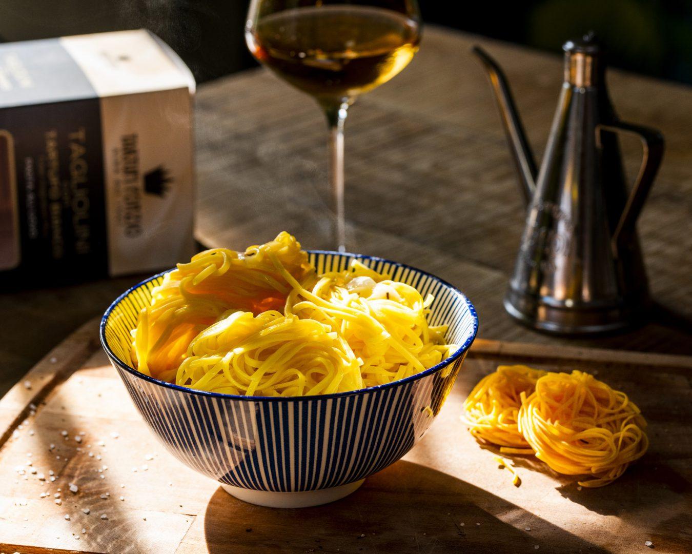 assieste pâtes truffes