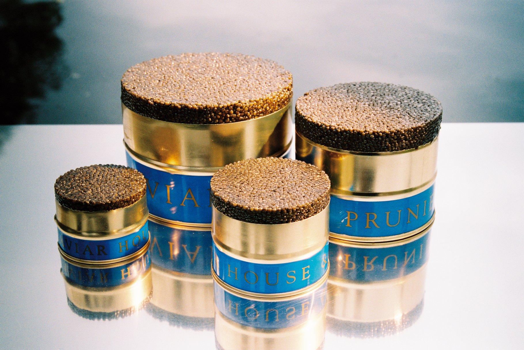 boites caviar