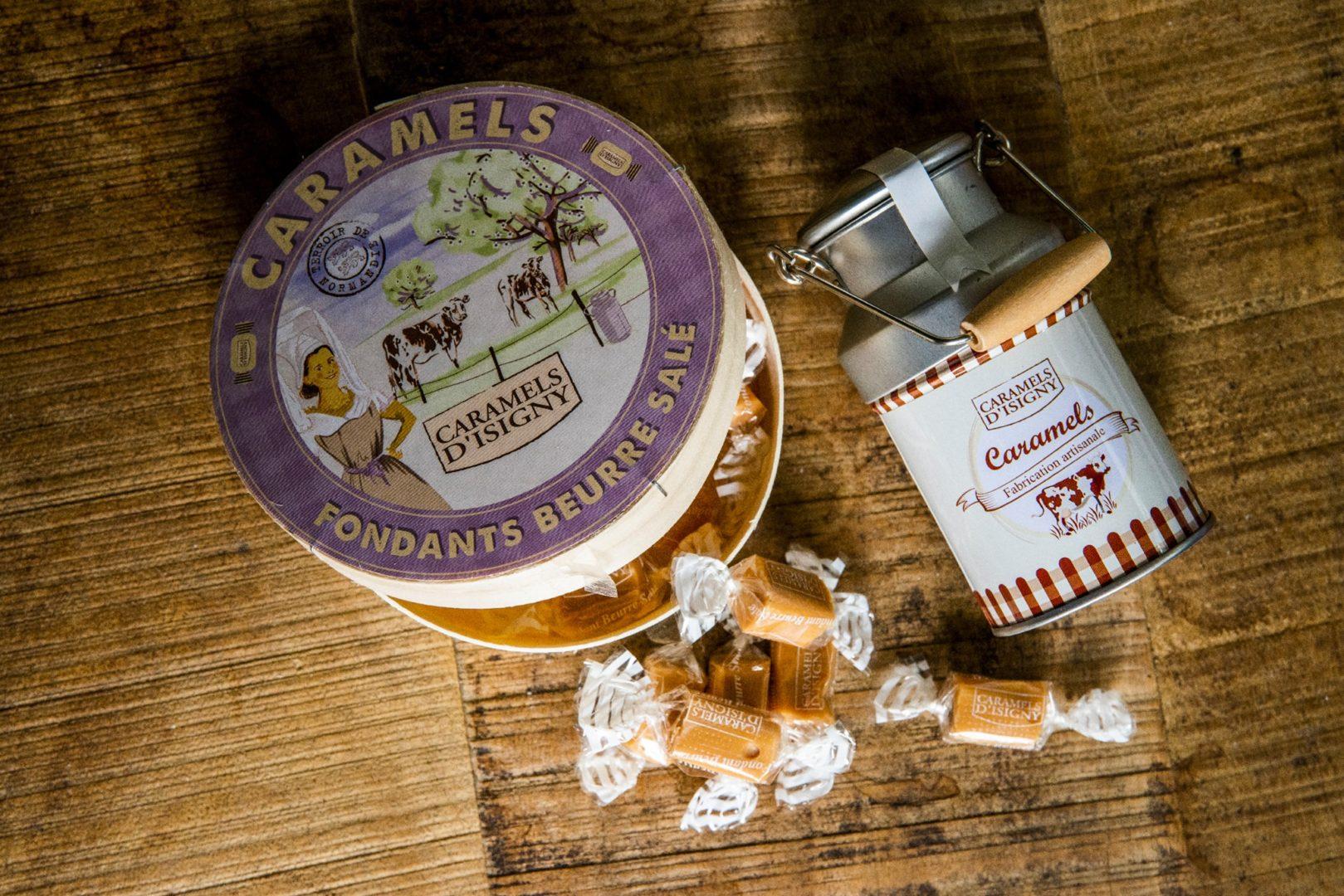 caramel beurre salé d isigny