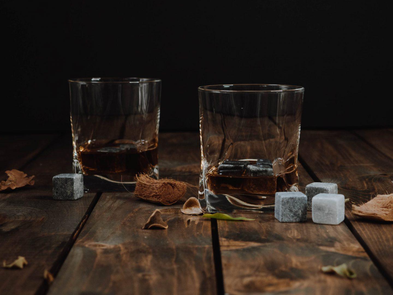 deux verres whisky