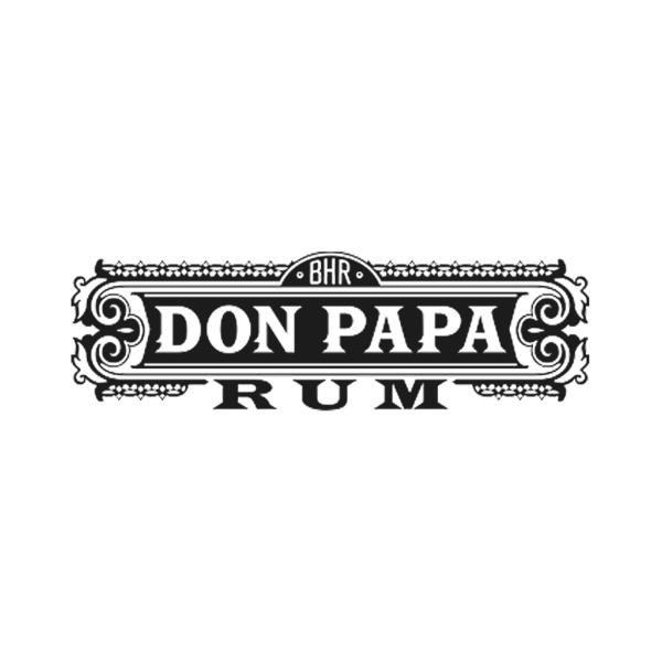 logo don papa