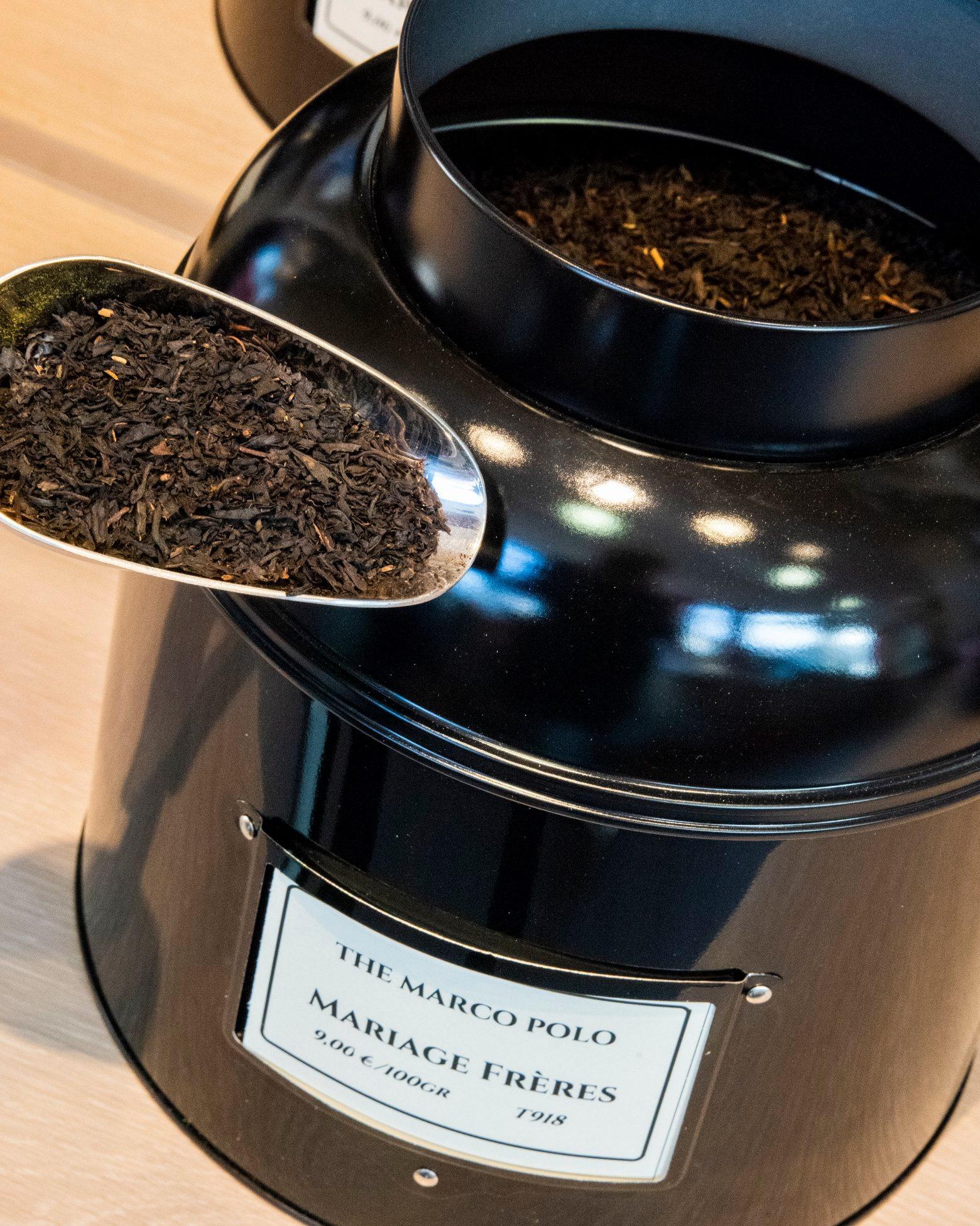 thés noirs
