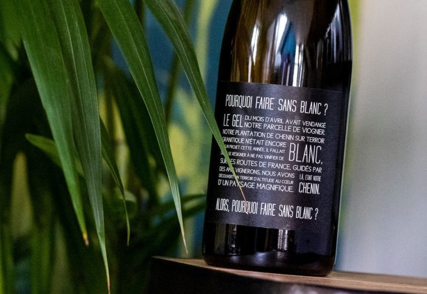 vin blanc languedoc rousillon