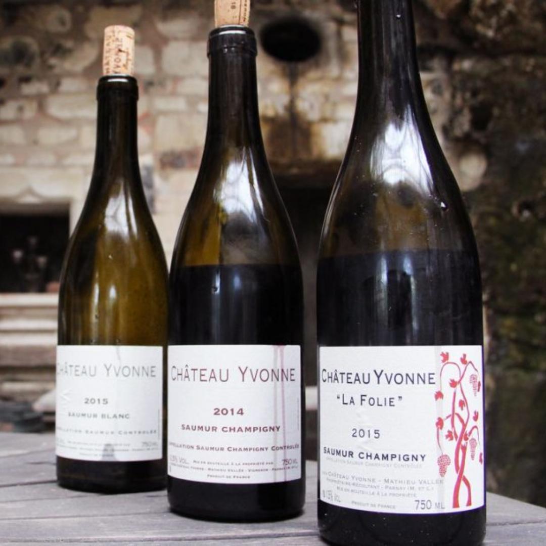vins loire chateau yvonne 1