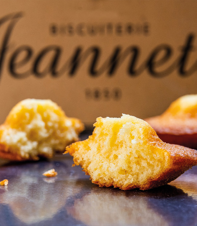 biscuit madelaine jeannette