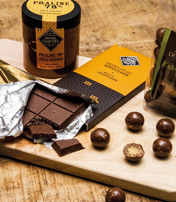 chocolat cluzel