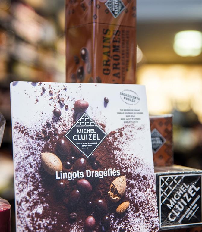 chocolat lingots